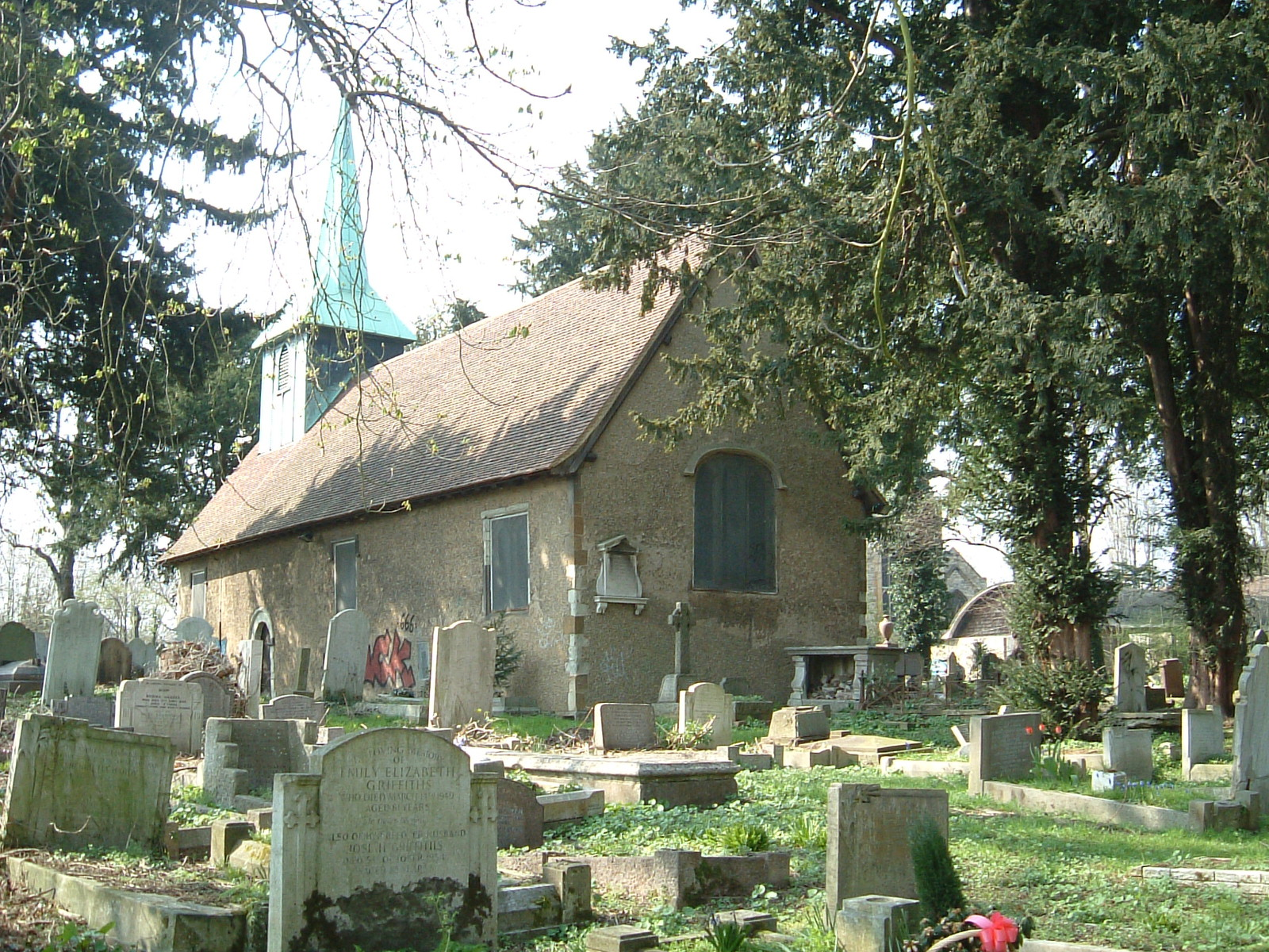 Old St Andrew's Church