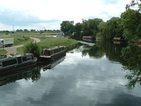 The Lee Navigation from Horseshoe Bridge