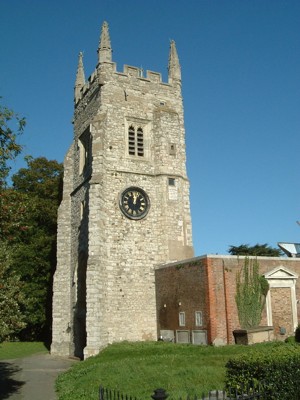 All Saints Church, Isleworth