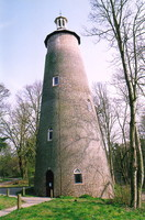 The Shot Tower in Crane Park