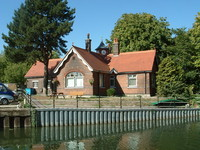 A house by the River Lea