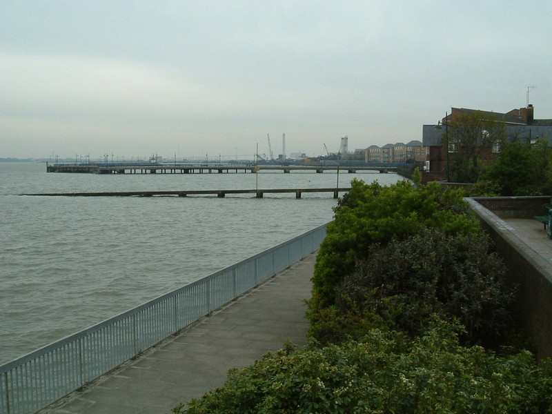 The Thames at Erith